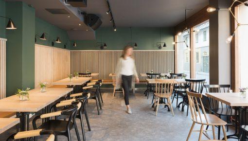 Fotografering av Kjøkken og Bar