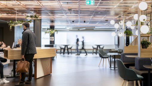 Zinc X Microsoft Oslo